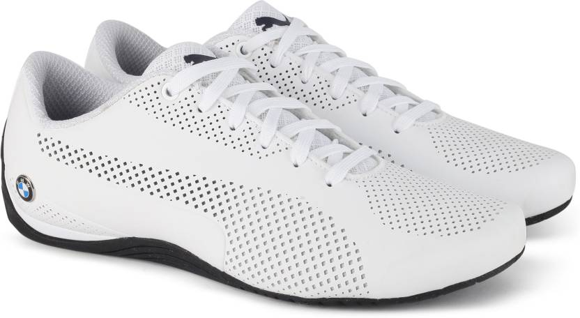 6c84bb2ee606 Puma BMW MS Drift Cat 5 Ultra Sneakers For Men - Buy Puma White-Team ...