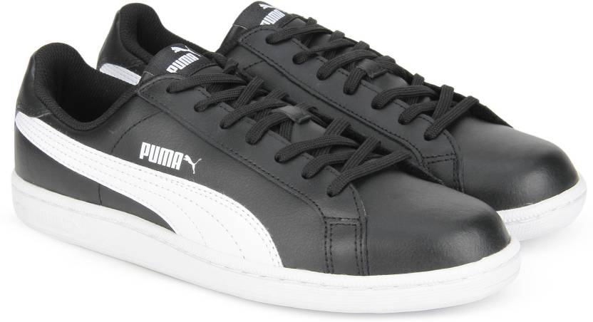 Puma Puma Smash L IDP Sneakers For Men - Buy Puma Black-Puma White ... 16cd73417
