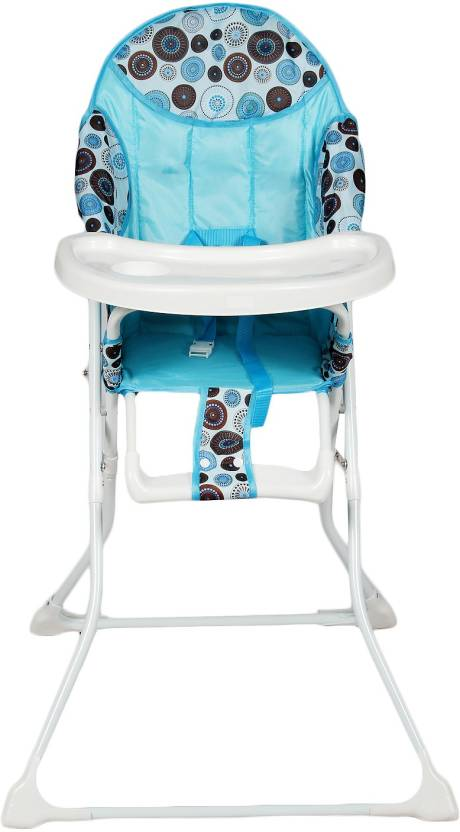 Continental Foladable High Chair Baby Dining Blue Model 001