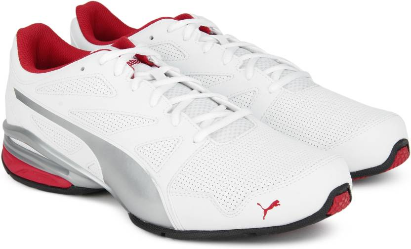 03c8cfcf6ec7 Puma Tazon Modern SL FM Running Shoes For Men - Buy Puma White-High ...