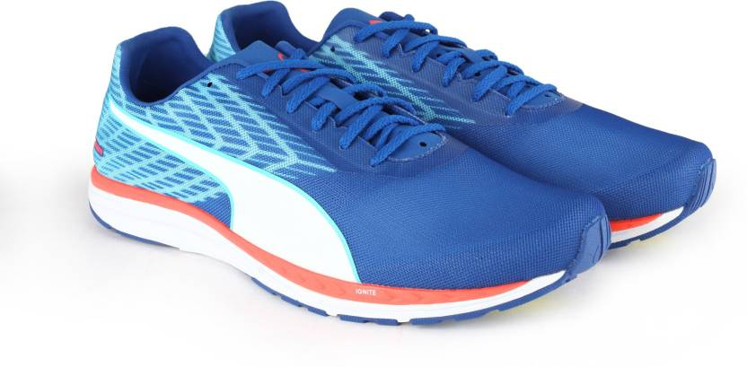 032405bc45c Puma Speed 100 R IGNITE Running Shoes For Men - Buy Lapis Blue-Nrgy ...