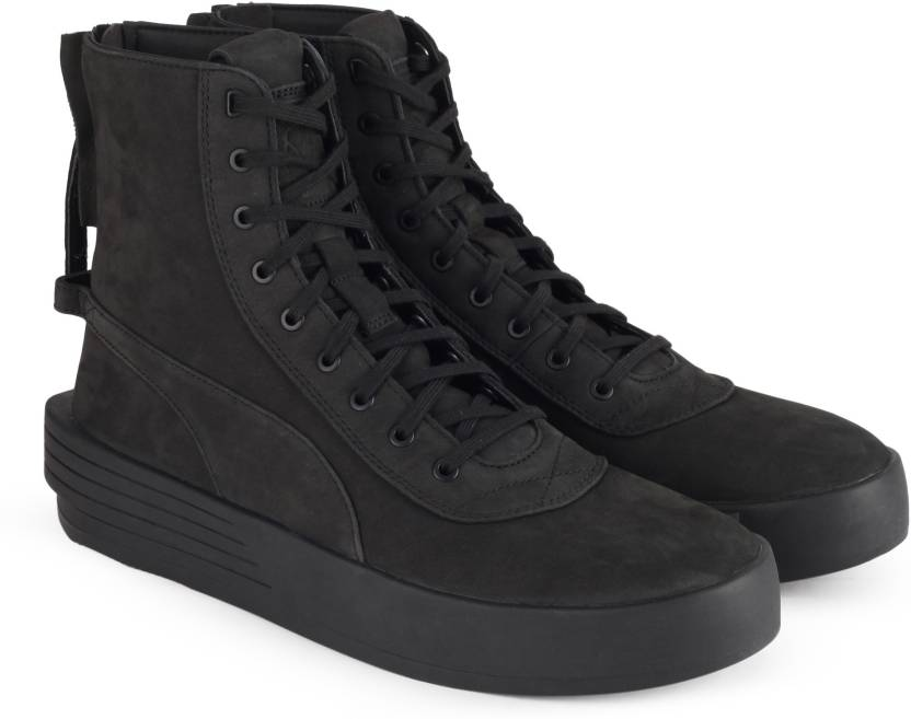 92bac07aafe Puma XO PARALLEL Sneakers For Men - Buy Puma Black-Puma Black Color ...