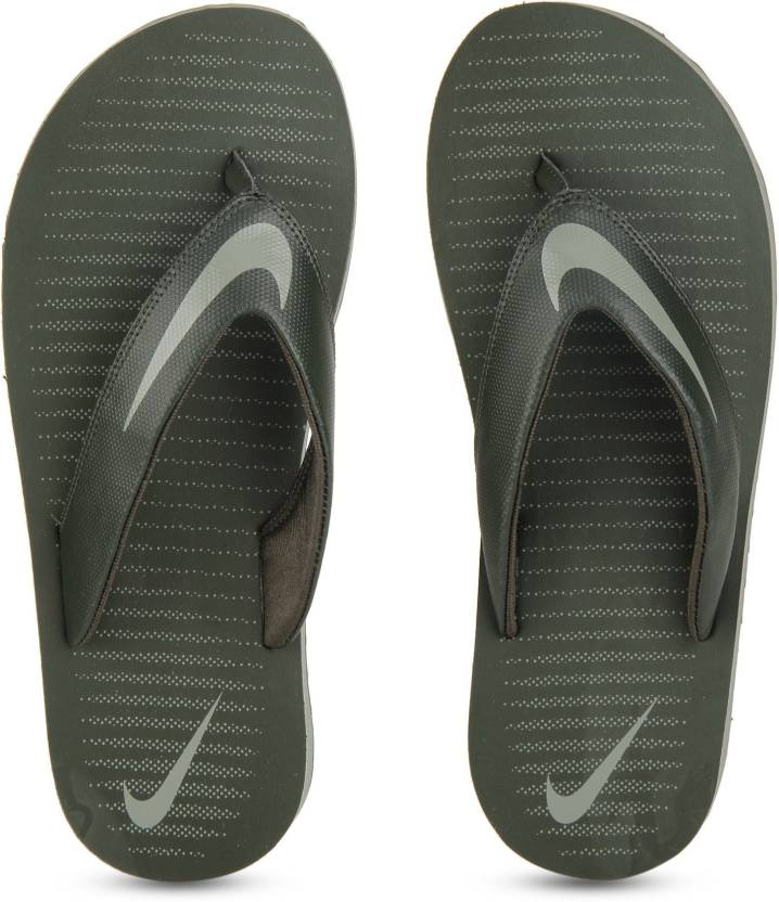 1a3ee8c21634 Nike CHROMA THONG 5 Slippers - Buy SEQUOIA DARK STUCCO-SEQUOIA-DARK STUCCO  Color Nike CHROMA THONG 5 Slippers Online at Best Price - Shop Online for  ...
