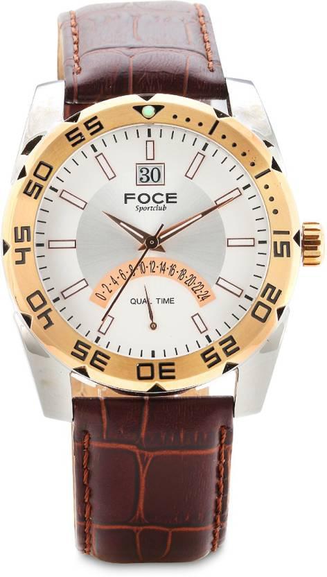 195275f1cd0 FOCE F1107S ATOMBA Watch - For Men - Buy FOCE F1107S ATOMBA Watch - For Men  F1107S Online at Best Prices in India