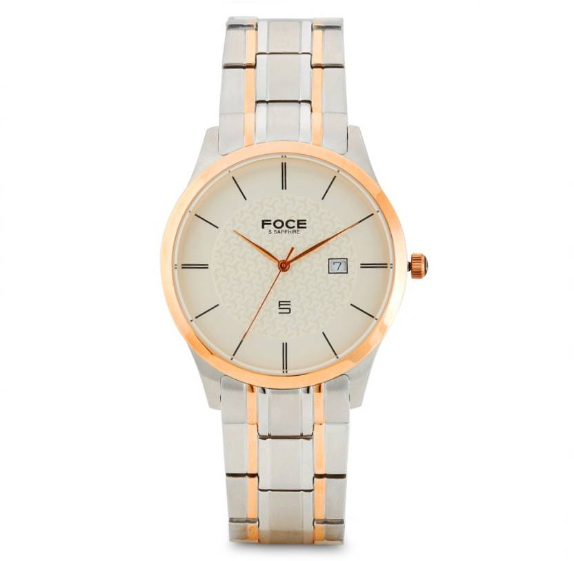 09e3be924c2 FOCE F496GRM CLASSIC Watch - For Men - Buy FOCE F496GRM CLASSIC Watch - For  Men F496GRM Online at Best Prices in India