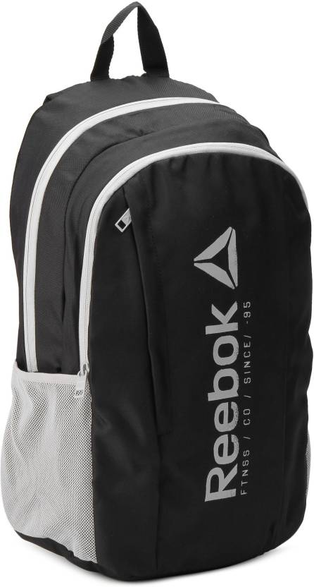 b3f295babd REEBOK FOUND BP 20 L Backpack BLACK - Price in India
