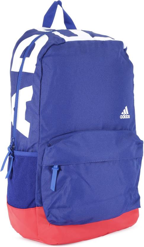 5efe775ebbd4 ... ADIDAS ADI CLASSIC P4 27 L Backpack buy online 9942d 261de  Adidas  DM5568 Adi Classic Backpack for Kids - Extra Small ...