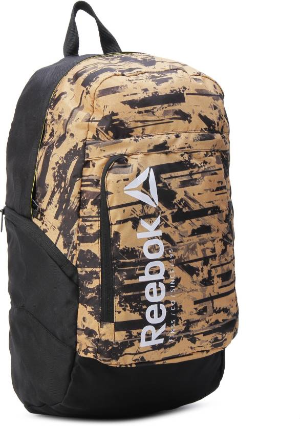 208659e129 REEBOK ACTIVE BP 28 L Backpack BLACK - Price in India