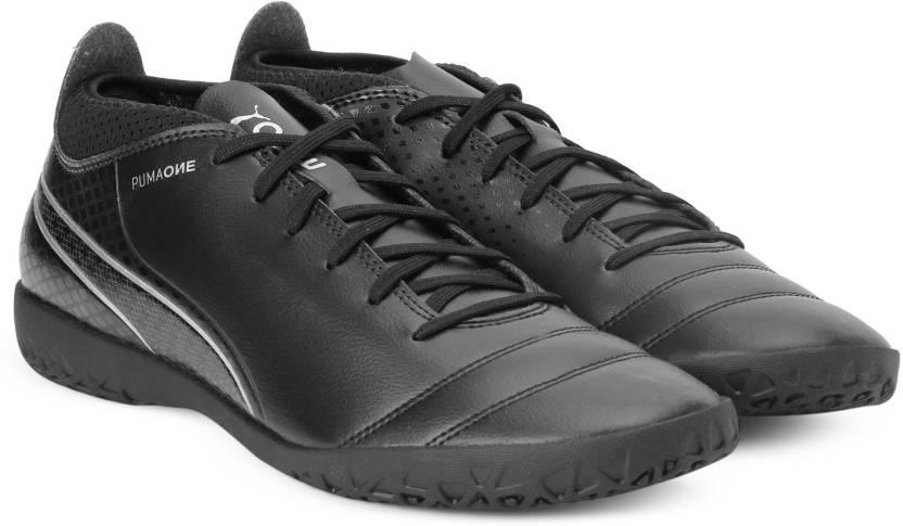 3831e28bdab229 Puma PUMA ONE 17.4 IT Football Shoes For Men (Black)