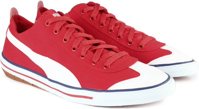 Puma 917 FUN IDP Sneakers For Men - Buy High Risk Red-White Color ... 70a3b96e49