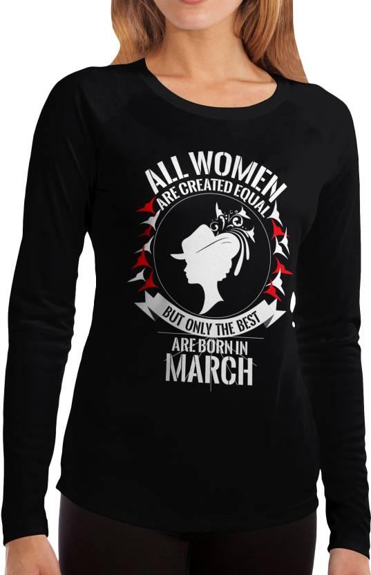 Print Opera Printed Women Round Neck Black T-Shirt - Buy Black Print ...