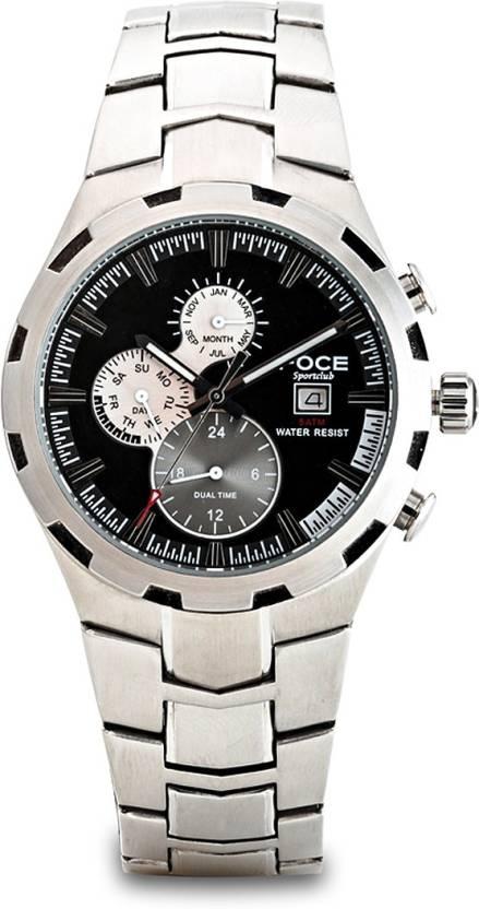5dc49c7c1aa FOCE F910GSM FLOW Watch - For Men - Buy FOCE F910GSM FLOW Watch - For Men  F910GSM Online at Best Prices in India