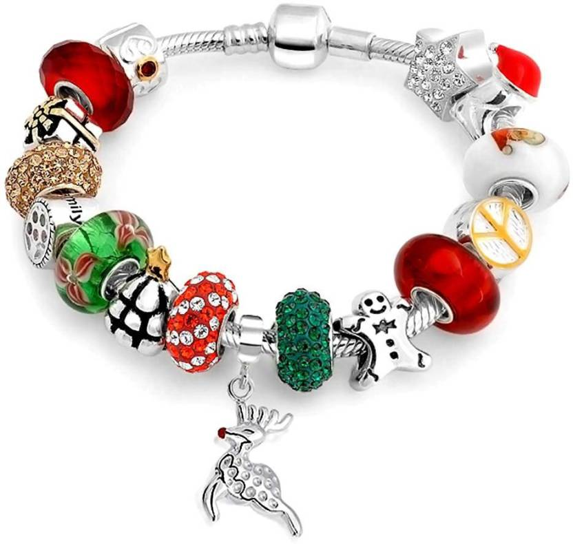 e8f9b3087 Bling Jewelry Sterling Silver Beads Sterling Silver Bracelet Price in India  - Buy Bling Jewelry Sterling Silver Beads Sterling Silver Bracelet Online  at ...
