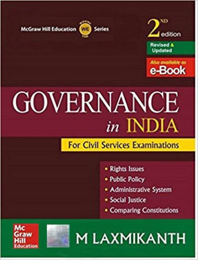 Governance in India for Civil Services Examinations 2nd Edition