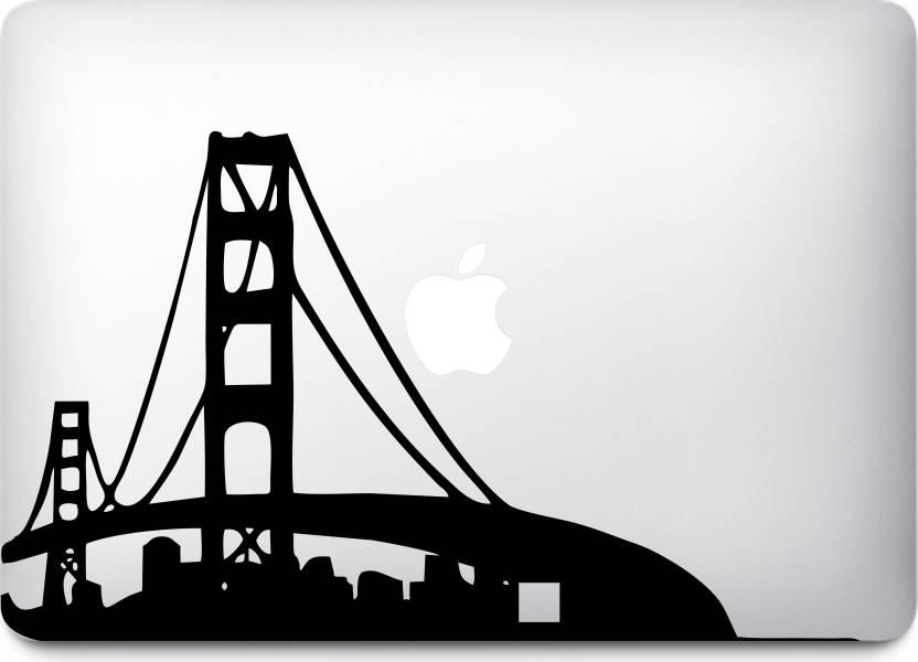 Golden Gate Bridge Decal Vinyl