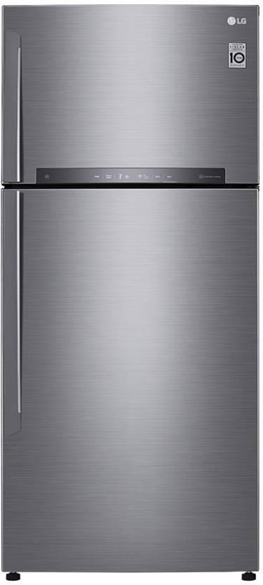 LG 516 L Frost Free Double Door 3 Star Refrigerator