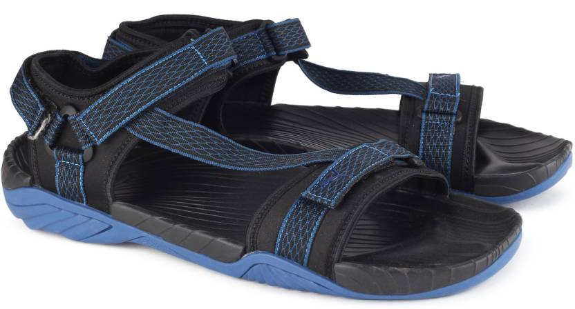 db31986ebfe9 Puma Men Puma Black-TRUE BLUE Sports Sandals - Buy Puma Black-TRUE ...