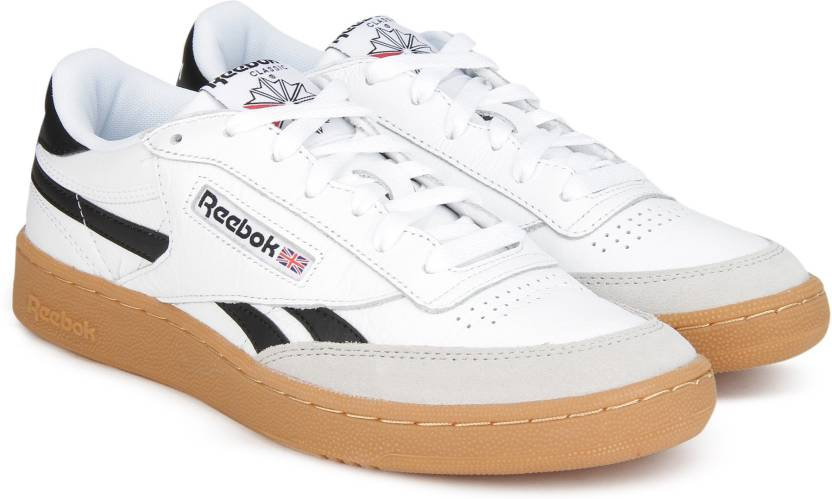 0605aa2d324 REEBOK REVENGE PLUS GUM Sneakers For Men - Buy WHITE SNOWY GRY BLACK ...