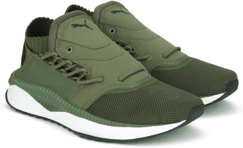 Puma TSUGI Shinsei Sneakers For Men - Buy Olive Night-Puma White ... d465d98a9