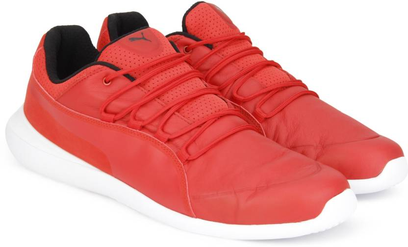 10be8414d3d Puma Ferrari SF Evo Cat Sneakers For Men - Buy Rosso Corsa-Rosso ...