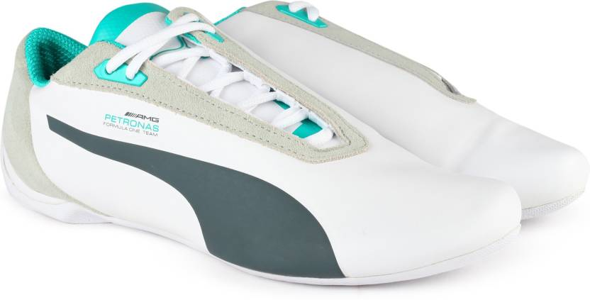 d40ef7b1c569 Puma MAMGP Future Cat S2 Sneakers For Men - Buy White-White-Spectra ...