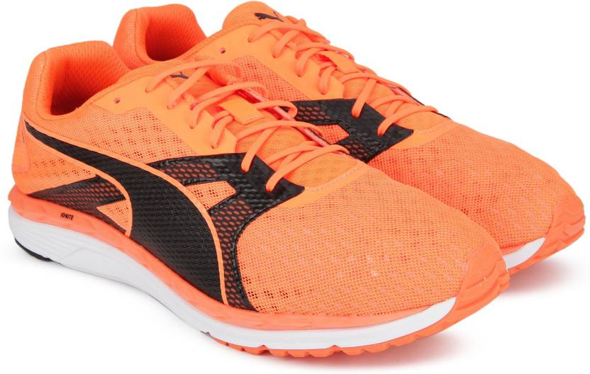 Puma Speed 300 IGNITE 2 Running Shoes For Men - Buy Shocking Orange ... a40dded2e