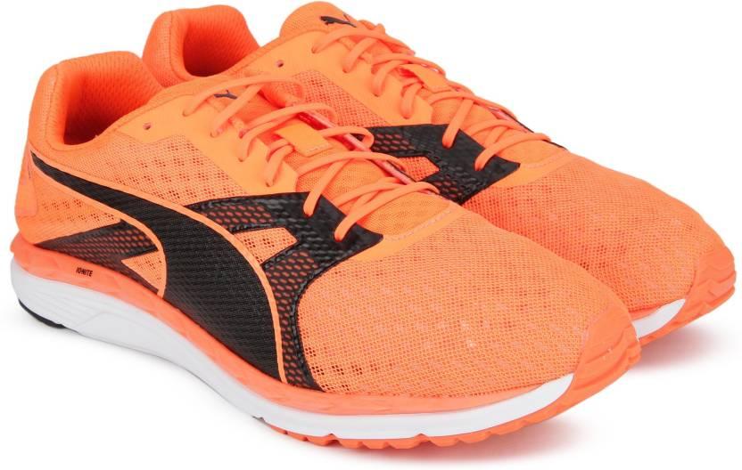 be1871146aa Puma Speed 300 IGNITE 2 Running Shoes For Men - Buy Shocking Orange ...