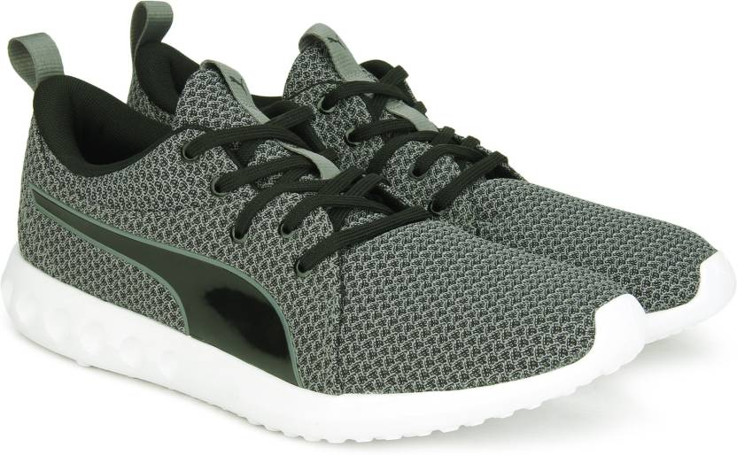 Puma Carson 2 Knit IDP Running Shoes For Men - Buy QUIET SHADE Color ... fcde01ee5