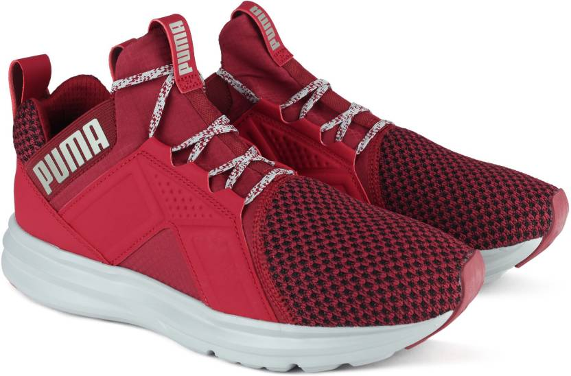bd9bed065160c0 Puma Enzo Terrain Running Shoes For Men - Buy Tibetan Red-Quarry ...