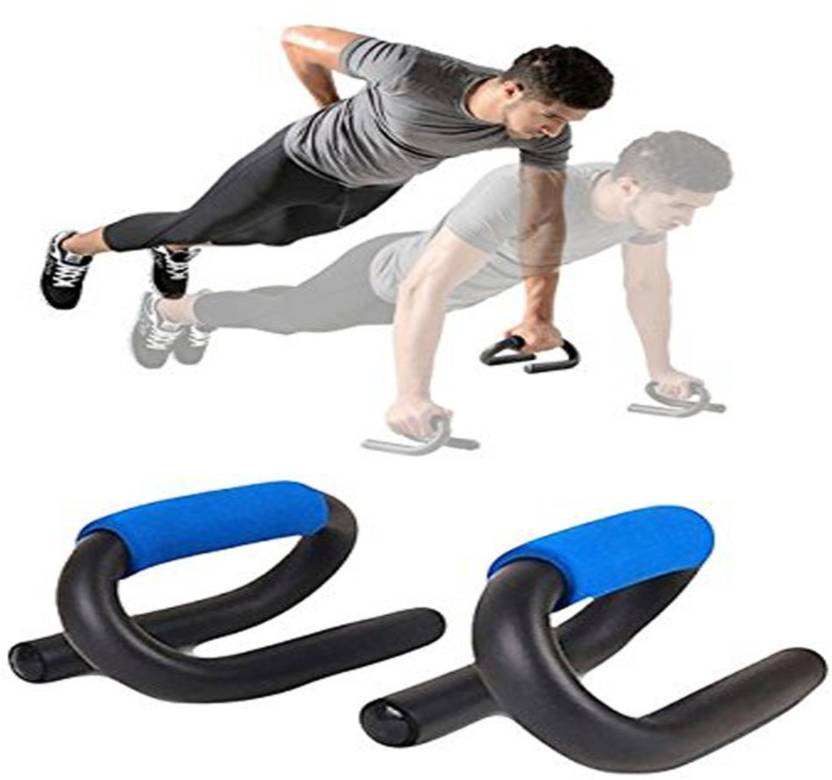 SBlaze Total Body Home Fitness Gym Bisecps Workout Machine Push Up Bar