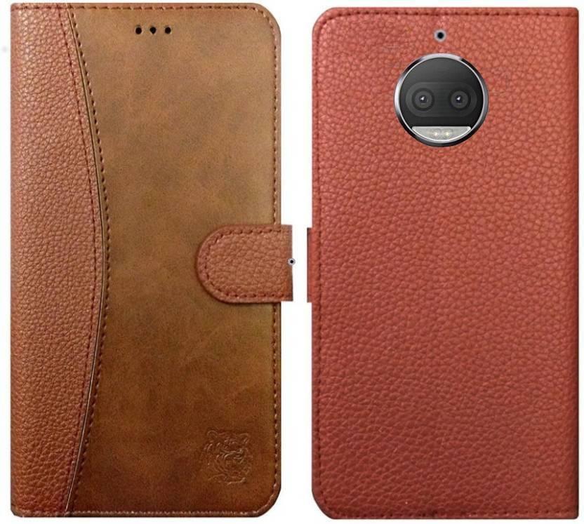 check out 558e3 a829a Sun Tigers Flip Cover for Motorola Moto G5s Plus