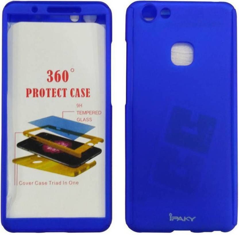 factory price 12c1a bec78 STUDOZ Front & Back Case for Gionee M7 Power Blue
