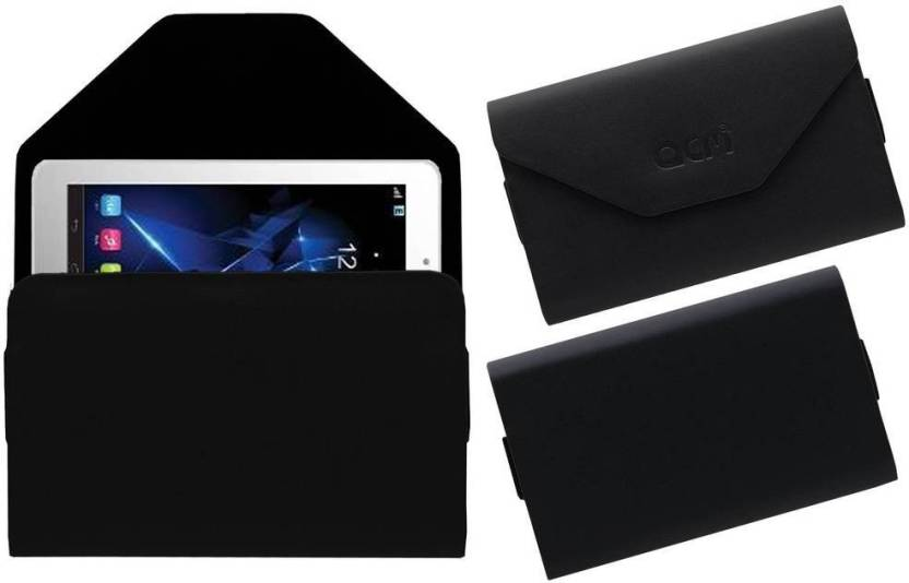 ACM Pouch for Unic Uc40 U1 Black, Cases with Holder