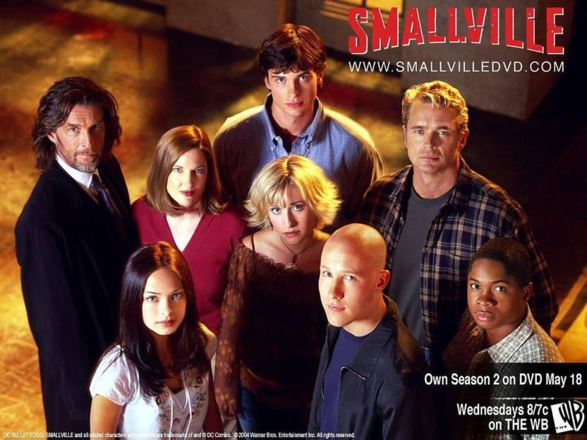 TV Show Smallville HD Wall Poster POSTER PRINT ON 36X24