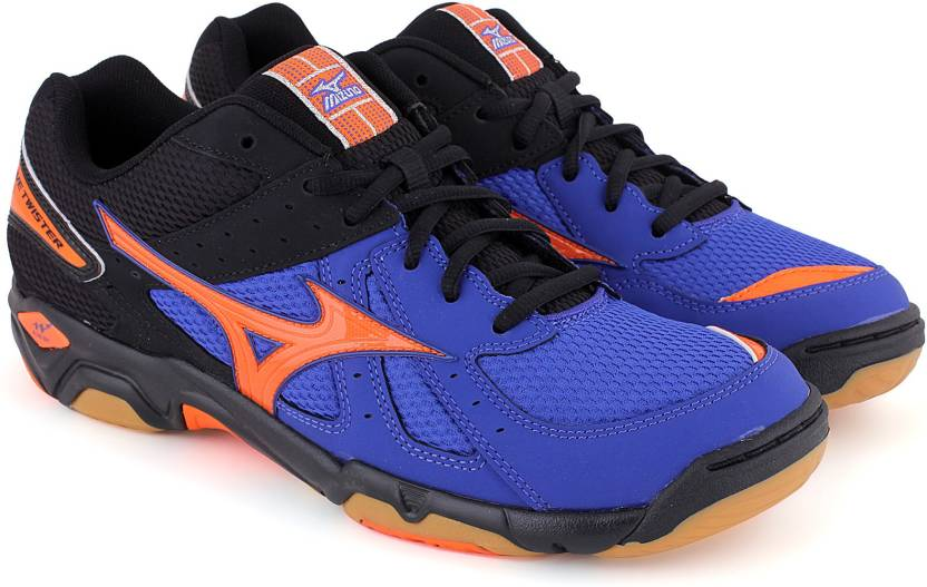 c9d0457e969c Mizuno Wave Twister 4 Badminton Shoes For Men - Buy Mizuno Wave ...