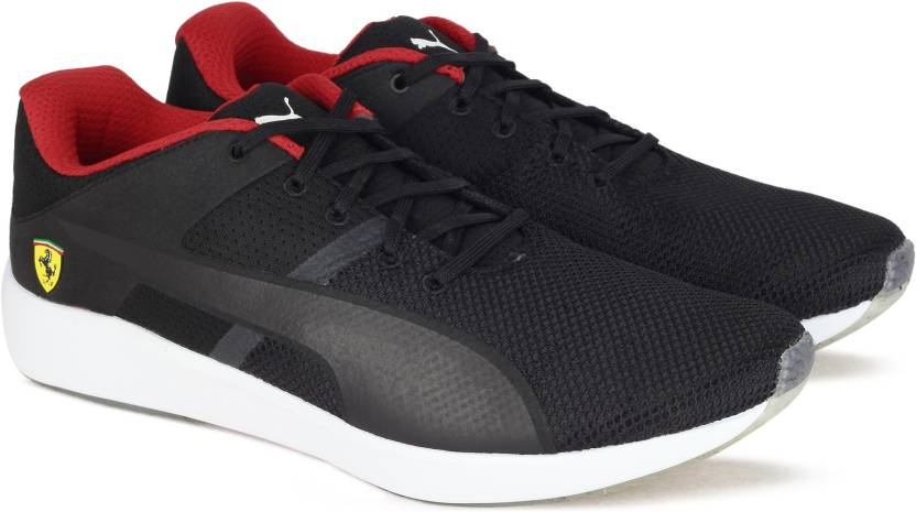 Puma Ferrari SF F117 Sneakers For Men - Buy Puma Black-Puma Black ... d53c23cfd7e7