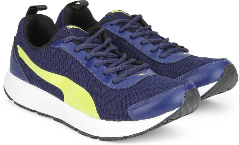 05fbd803300 Puma Proton IDP Running Shoes For Men - Buy Blue Depths-Nrgy Yellow ...