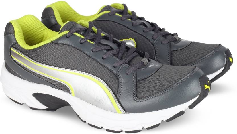 Puma Bolster DP Running Shoes For Men - Buy dark shadow-silver ... 8d62fb602