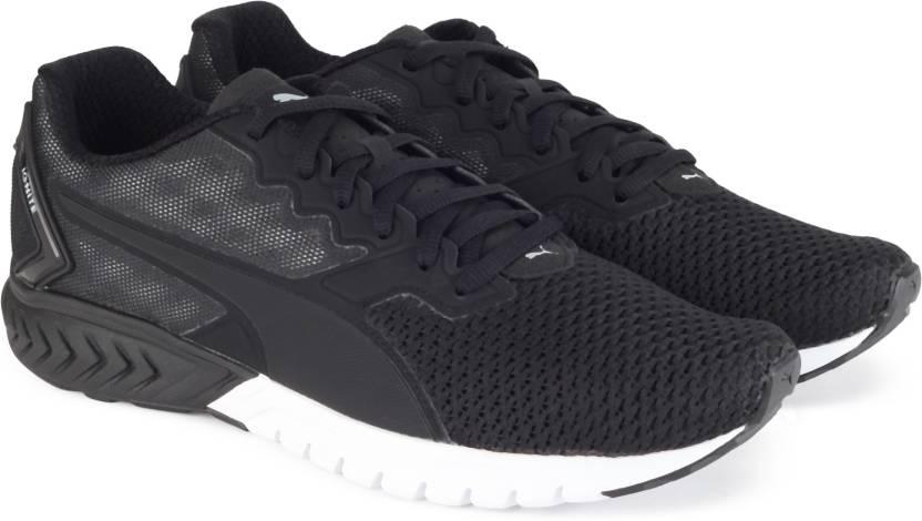 c7ef017b7dd354 Puma IGNITE Dual Mesh Running Shoes For Men - Buy Puma Black-QUIET ...