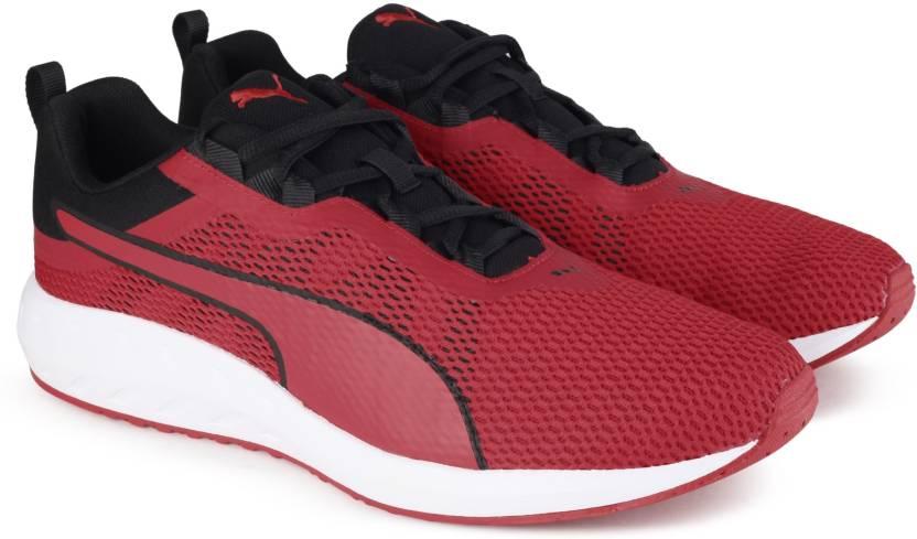 fbbbe3b4b2e Puma Flare 2 Running Shoes For Men - Buy Toreador-Puma Black Color ...