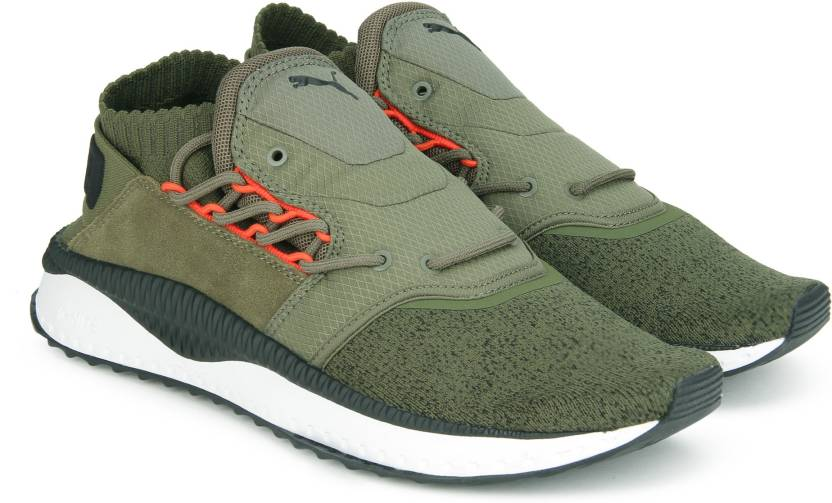 2a7fe54348b35c Puma TSUGI Shinsei Nocturnal Sneakers For Men - Buy Olive Night-Puma ...