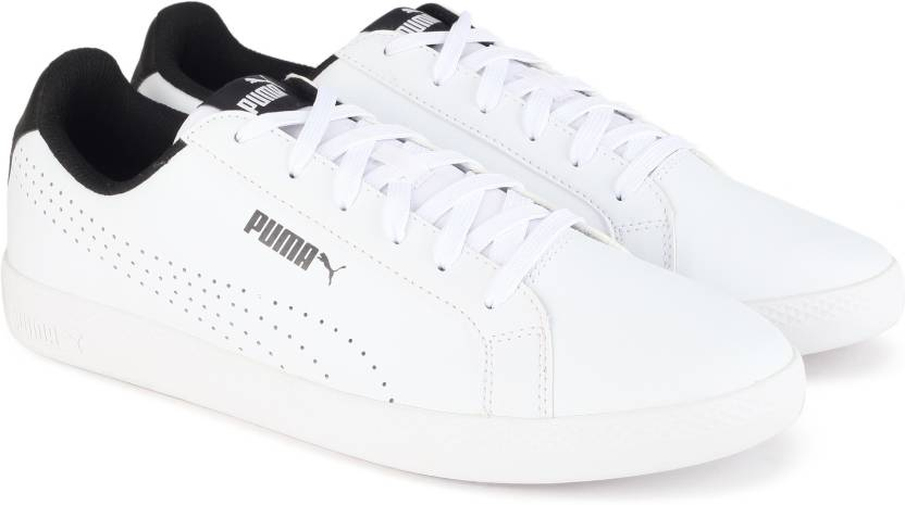 7307b111edfb Puma Puma Smash Wns Perf Sneakers For Women - Buy Puma White-Puma ...