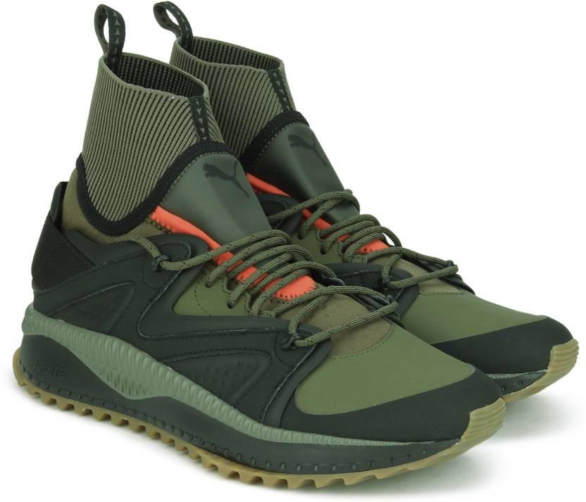 e1f5a304e138 Puma TSUGI Kori Sneakers For Men - Buy Puma Black-Olive Night Color ...