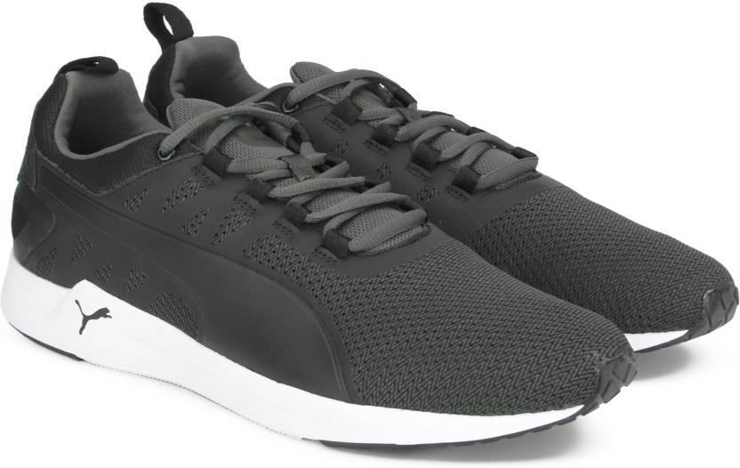 Puma Pulse XT 2 Core Running Shoes For Men - Buy Puma Black-Asphalt ... 0f7f76bdd