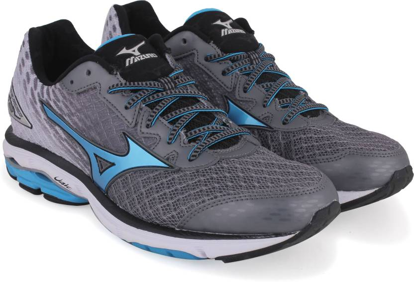 e23ee8b00085 Mizuno WAVE RIDER 19 Running Shoes For Men - Buy Mizuno WAVE RIDER ...