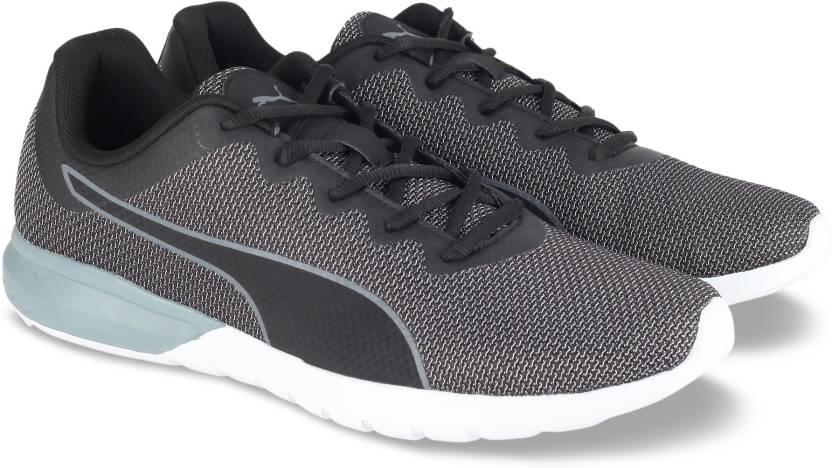 Puma Vigor Running Shoes For Men - Buy Puma Black-QUIET SHADE-Puma ... 2fd28262c