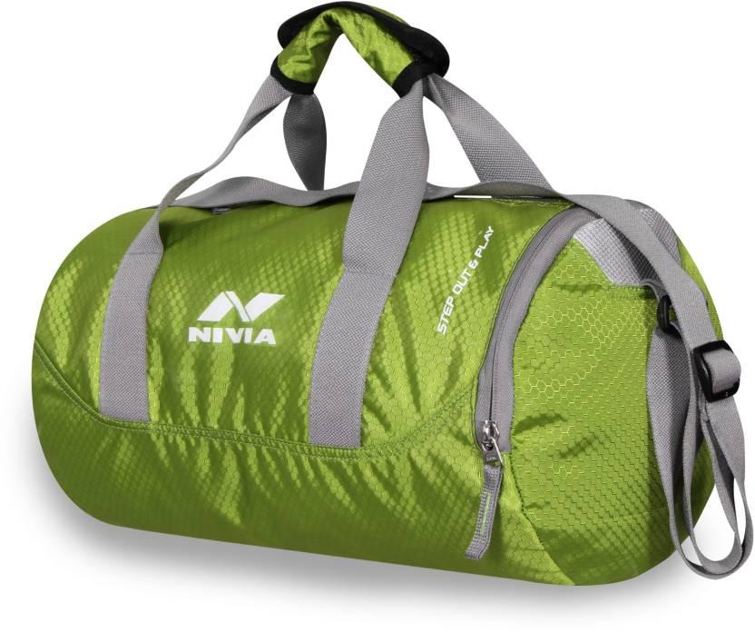1ef6ab26aa76 Nivia Beast Gym Bag- 4 Gym - Buy Nivia Beast Gym Bag- 4 Gym Online ...