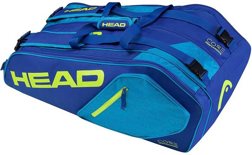 6123c696f047 Head Core 9R Supercombi kit bag (Blue