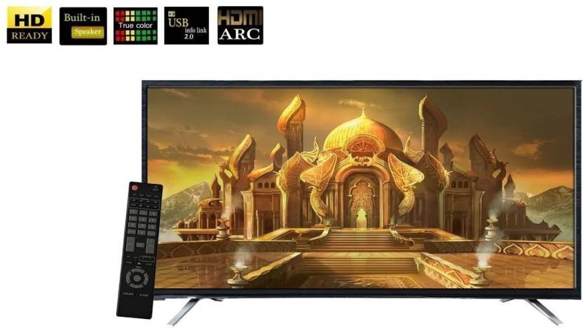 Hi Tech 80cm (32 inch) HD Ready LED TV