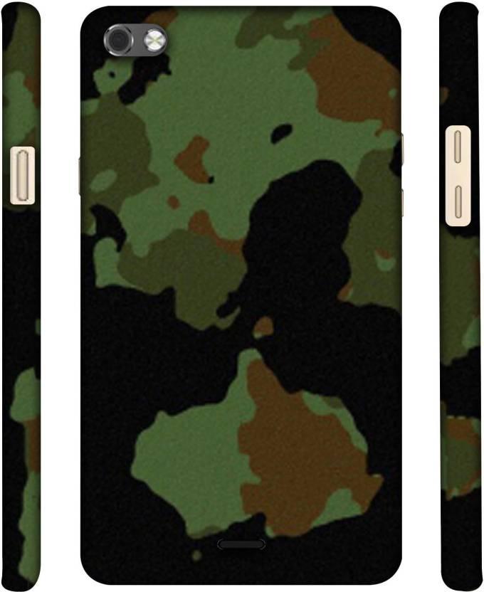 Casotec Back Cover for Micromax Canvas Sliver 5 Q450 Multicolor